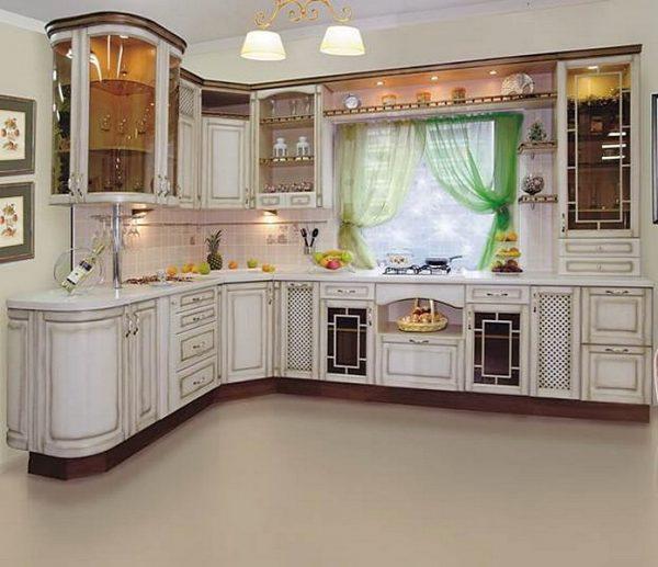 """Кухня патина """"Вдохновение"""""""