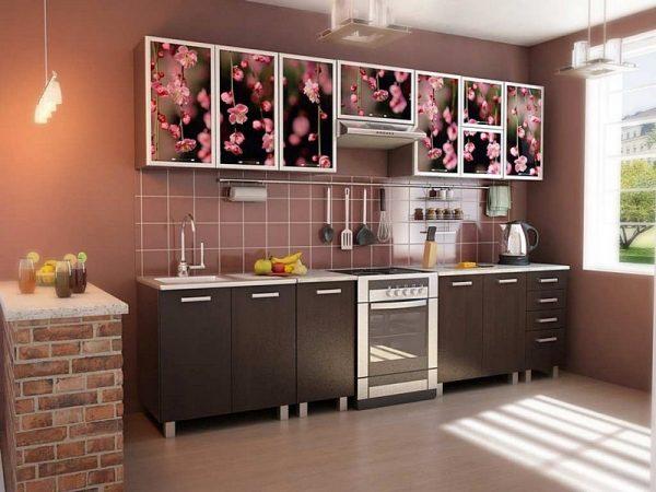 фото кухни мдф
