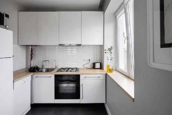 фото маленькой кухни