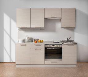 Фото недорогой кухни