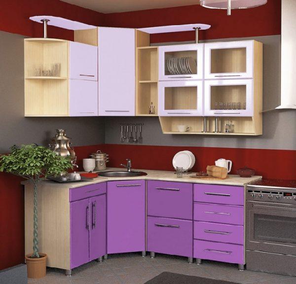фото дешевой кухни