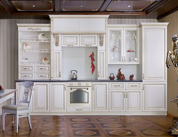 "Кухня ""Олдлайн"""