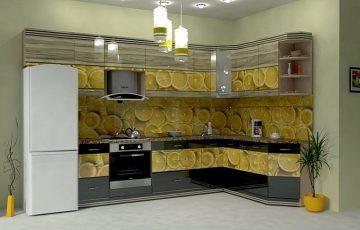 """Кухня мдф """"Симфония"""""""